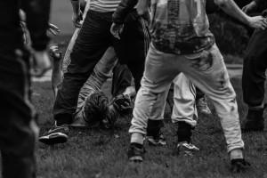 ball game B&W-28